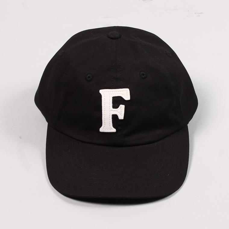 TWILL BB CAP - BLACK / F NATURAL