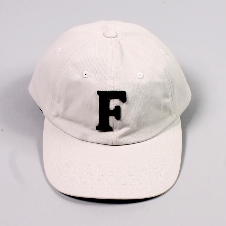 TWILL BB CAP - STONE / F NAVY