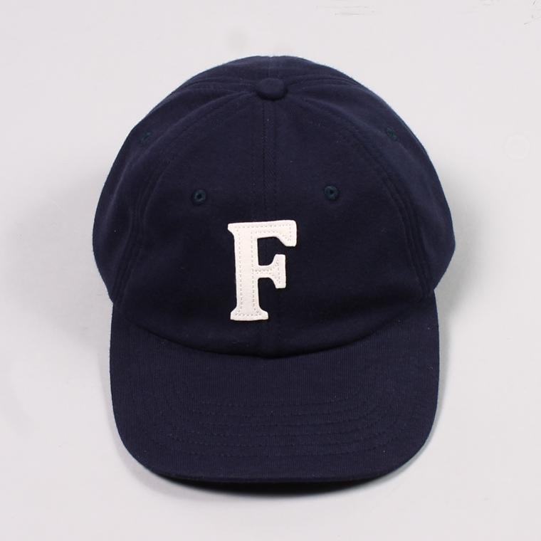 SWEAT BB CAP - NAVY / F NATURAL