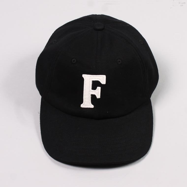 SWEAT BB CAP - BLACK / F NATURAL