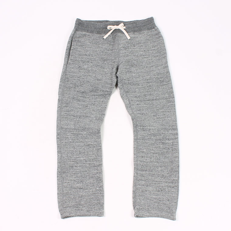 16oz HEAVY WEIGHT FRENCH TERRY GYM PANT - CHARCOAL HEATHER
