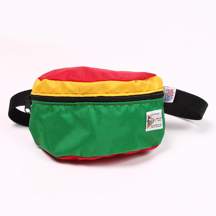 MADE IN USA FANNY PACK - GREEN CRAZY