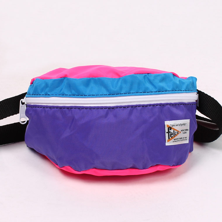 MADE IN USA FANNY PACK - PURPLE CRAZY