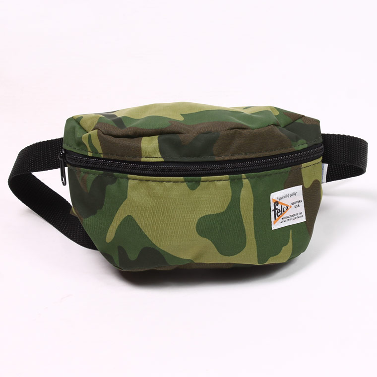 MADE IN USA FANNY PACK - CAMOUFLAGE