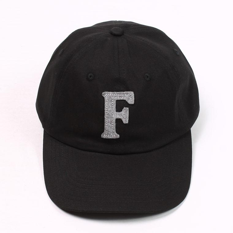 TWILL BB CAP - BLACK_F GREY HEATHER
