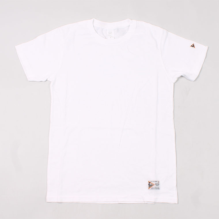USA MADE 40'S PLAIN CREW OVER DYE T - OFF
